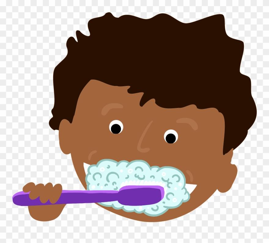 Brush clipart teethbrushing. Free teeth clip art