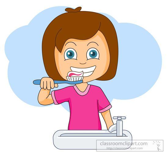 Pin by divya mishra. Brush clipart teethbrushing