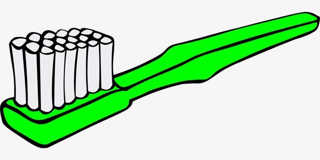 Brush clipart toothbrush. Tooth cartoon dental equipment