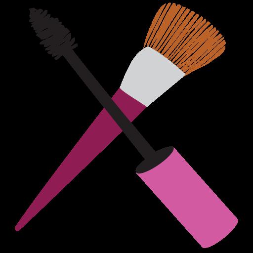 Brush clipart transparent background. Makeup png images free