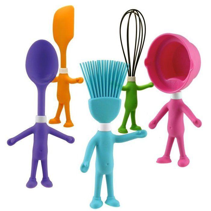 Head chefs kid s. Brush clipart utensil
