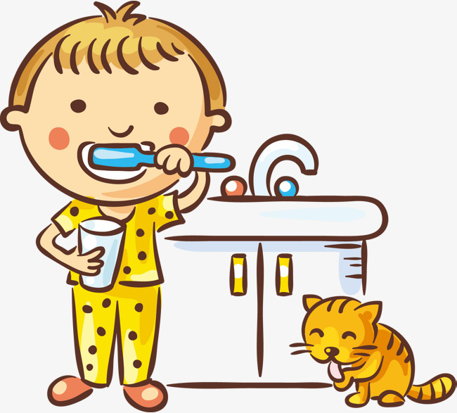 Children your teeth wash. Brush clipart washing brush