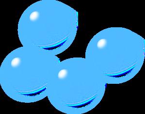 Bubble animated