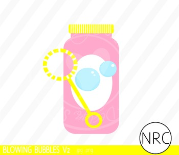 Pink bubbles commercial use. Bubble clipart bubble bottle