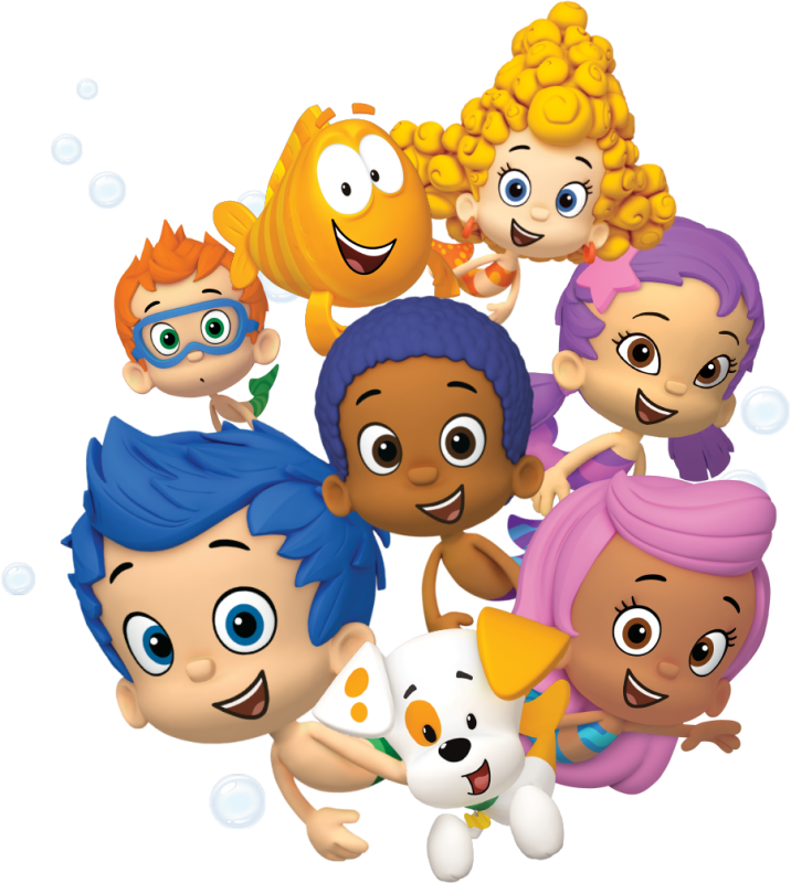 Bubble clipart bubble guppie. Welcome guppies live ready