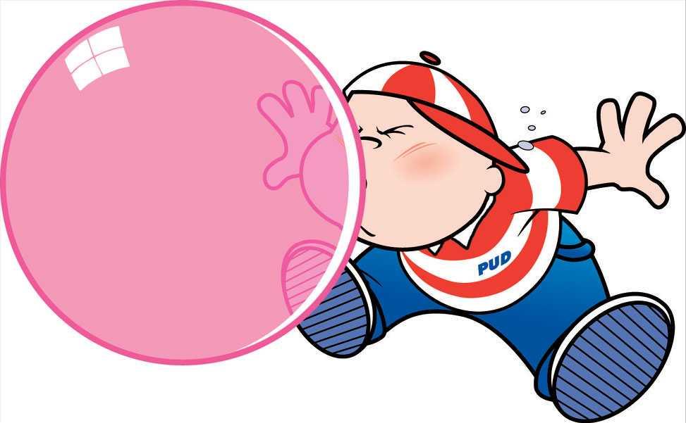bubbles clipart bubblegum