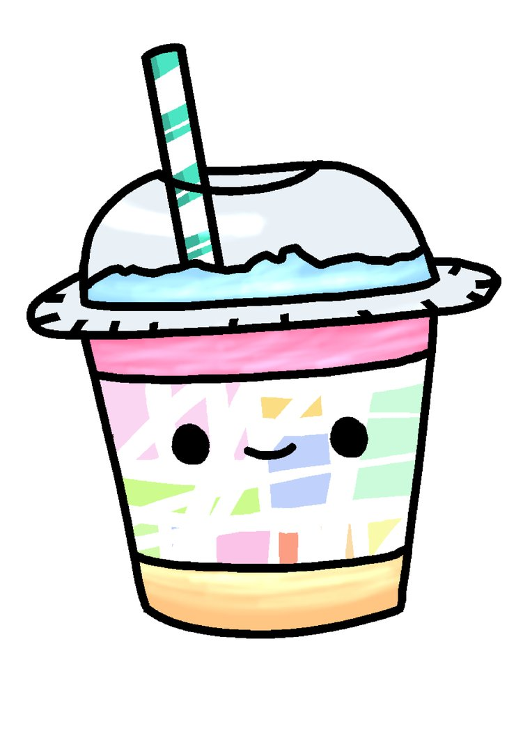 Bucket clipart bubble. Multi flavoured tea by