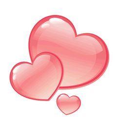 Deco hearts girl cats. Bubble clipart heart