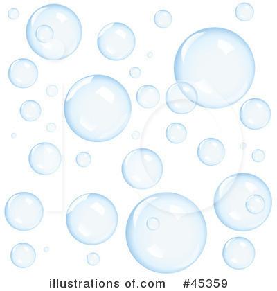 Bubbles by oligo royaltyfree. Bubble clipart illustration