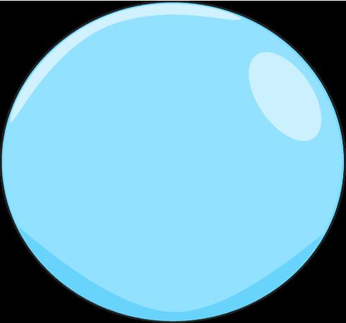 bubbles clipart outline