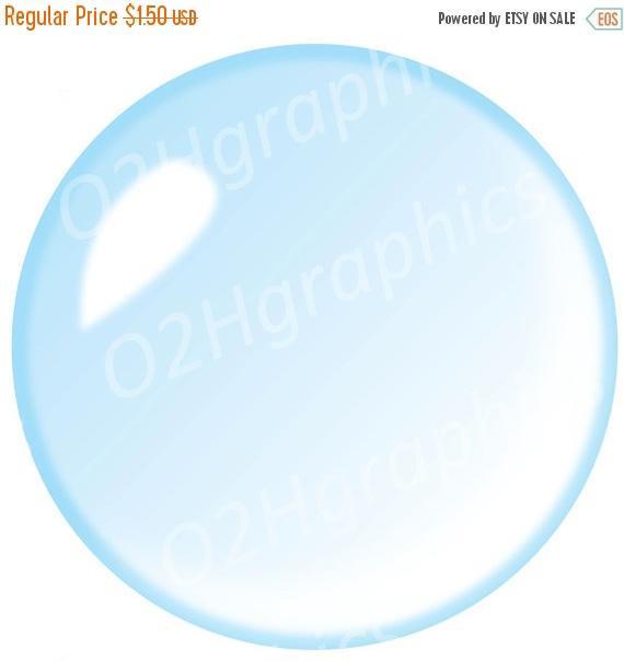 Bubble clipart soap bubble. Clip art vector digital