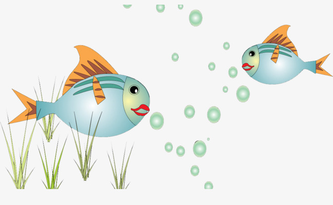 Fish png image and. Bubble clipart underwater