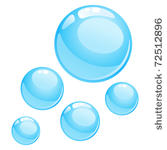 collection of ocean. Bubble clipart underwater