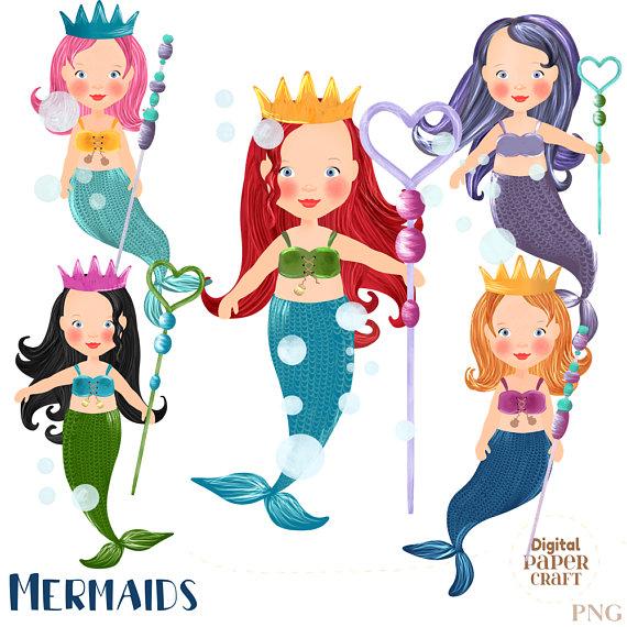 Mermaid mermaids ocean princess. Bubble clipart underwater
