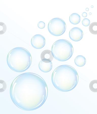 Bubble clipart water bubble. Bubbles stock vector