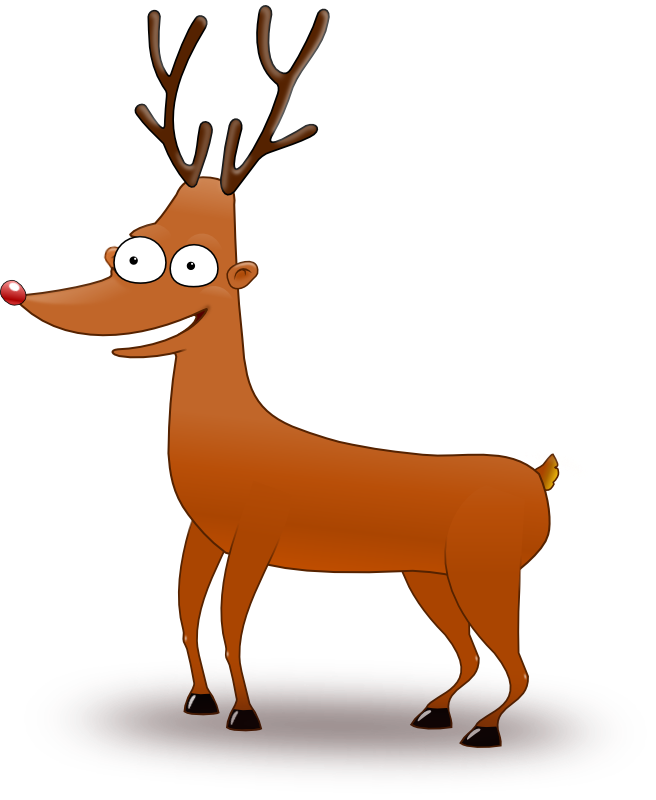 Buck clipart animated. Free cartoon pictures of