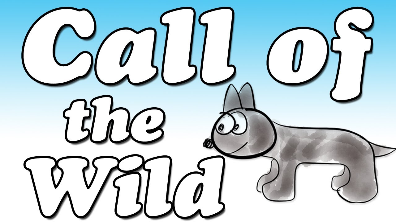 Of by jack london. Buck clipart call the wild