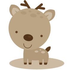 Free baby deer clipground. Buck clipart cute