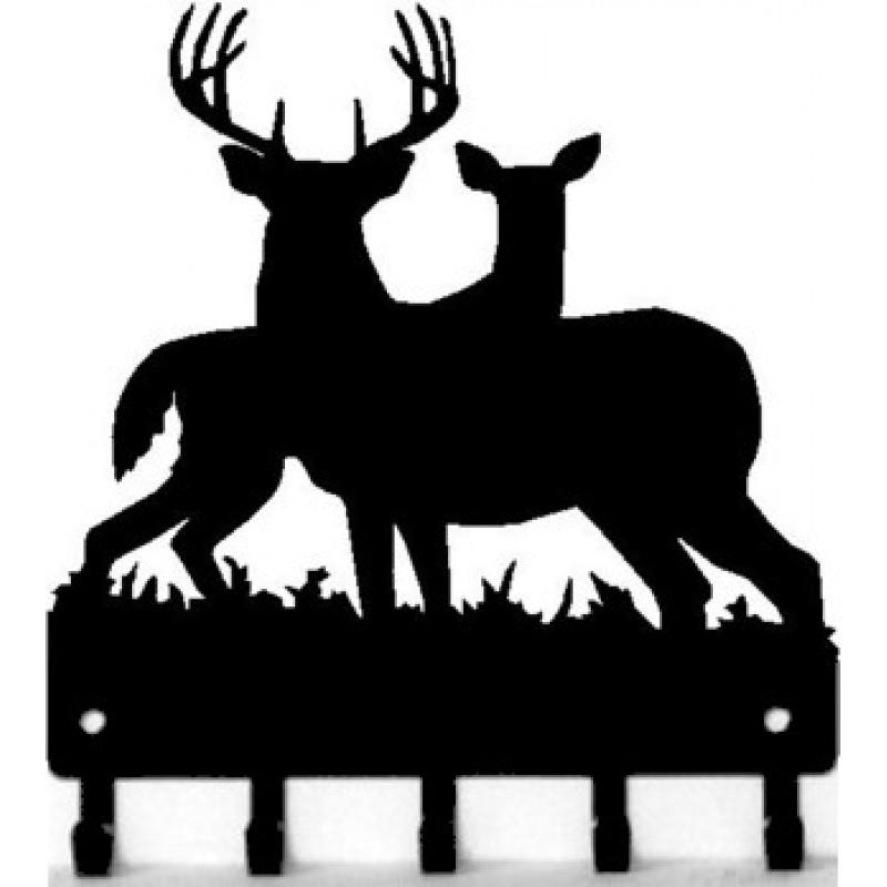 Buck real deer