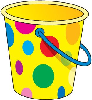 Bucket clipart. Beach free download clip