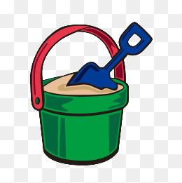 Bucket clipart balde. Sand png images vectors