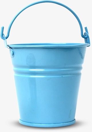 Drum barrels png image. Bucket clipart blue bucket