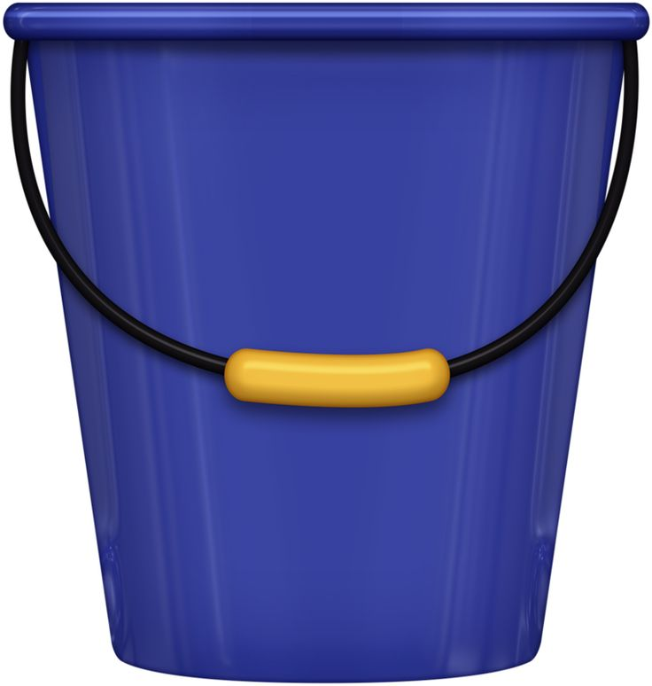 best images on. Bucket clipart blue bucket