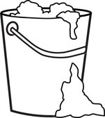Bucket clipart bucket outline. Search results for clip