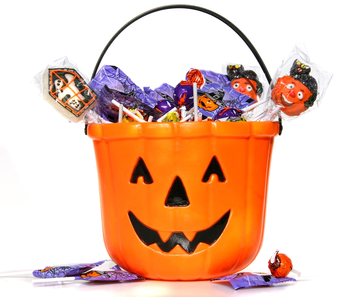 Bucket clipart candy.  collection of halloween