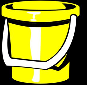 Bucket Clip Art