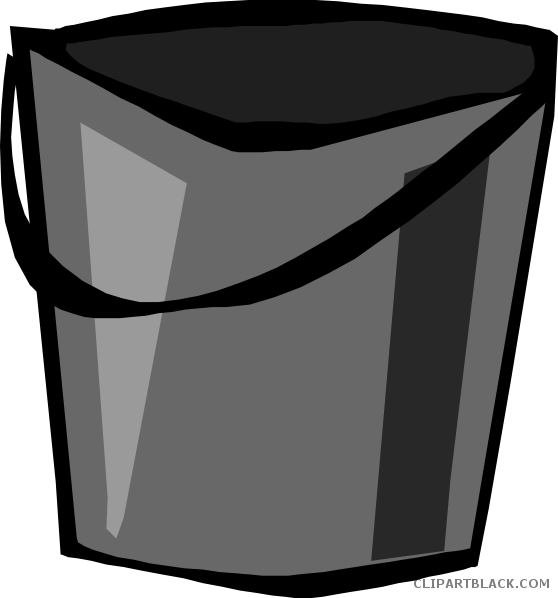 Waste containment clip art. Bucket clipart container