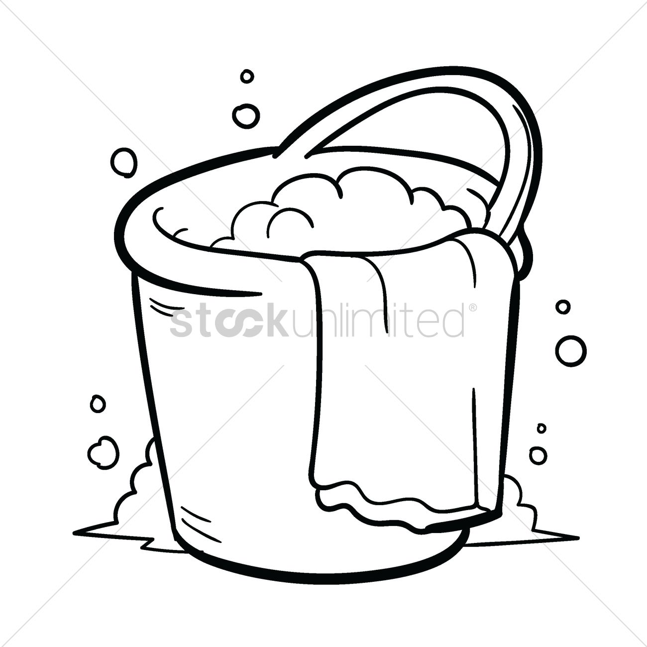 Bucket clipart draw. Drawing at getdrawings com