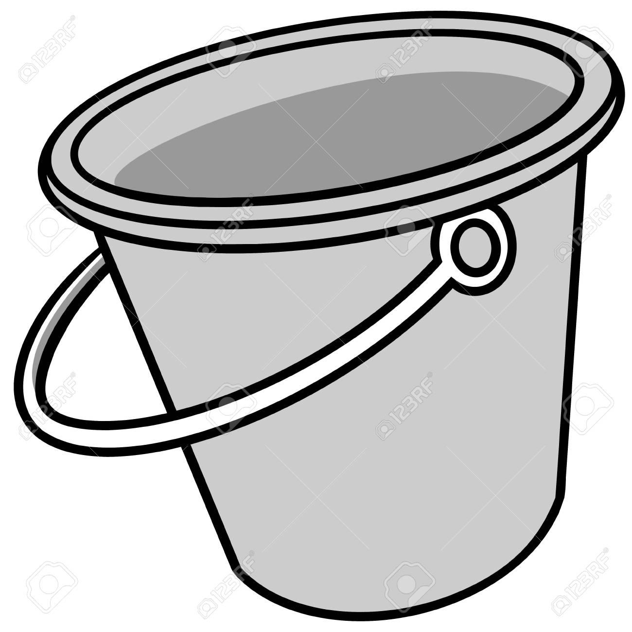 Portal . Bucket clipart empty