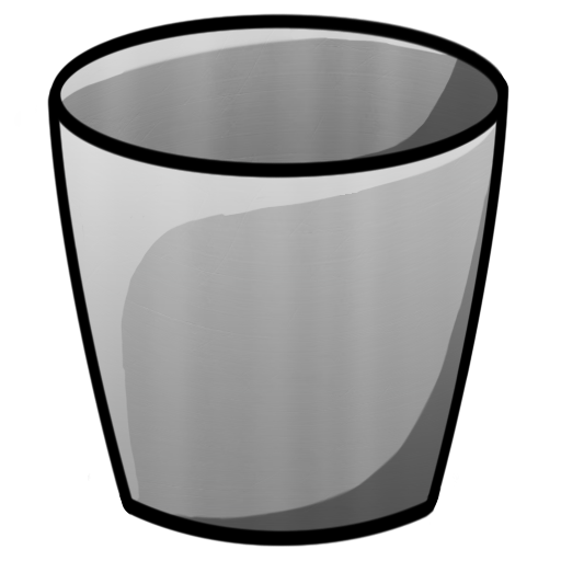 Bucket clipart empty. Minecraft icon png image