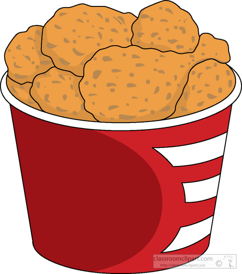 Search results for chicken. Bucket clipart face