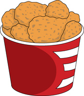 Search results for bucket. Chickens clipart food