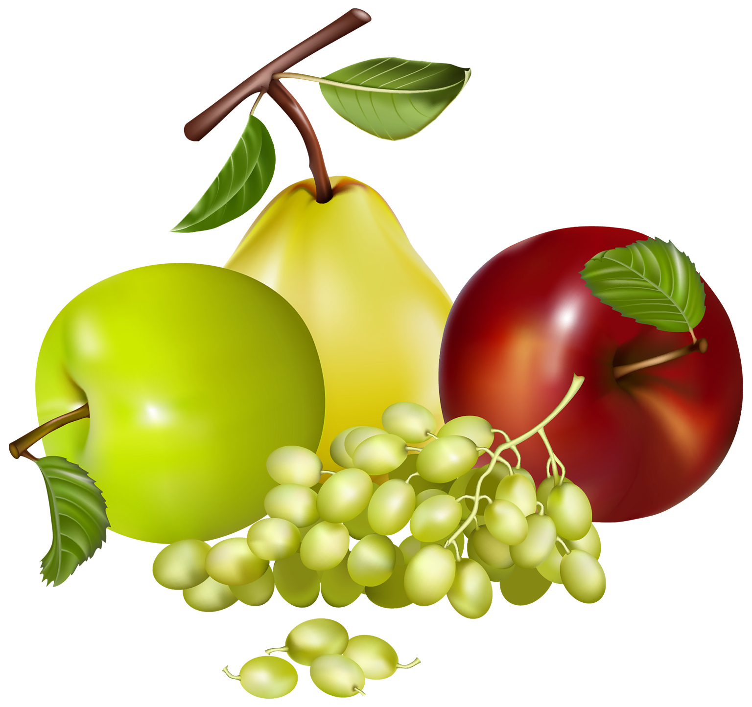 Mixed fruits png best. Hat clipart fruit