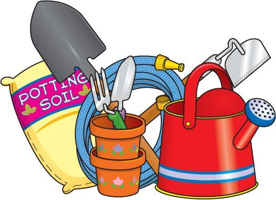 Free pictures clipartix club. Bucket clipart garden