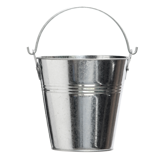 Download hq png image. Bucket clipart metal bucket