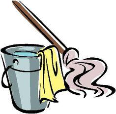Bucket clipart mop bucket. Clip art panda free