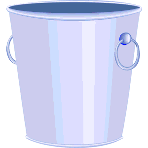 Bucket clipart mug. Cliparts of free download