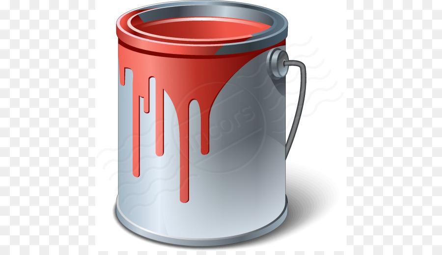 Bucket clipart mug. Painting clip art cliparts