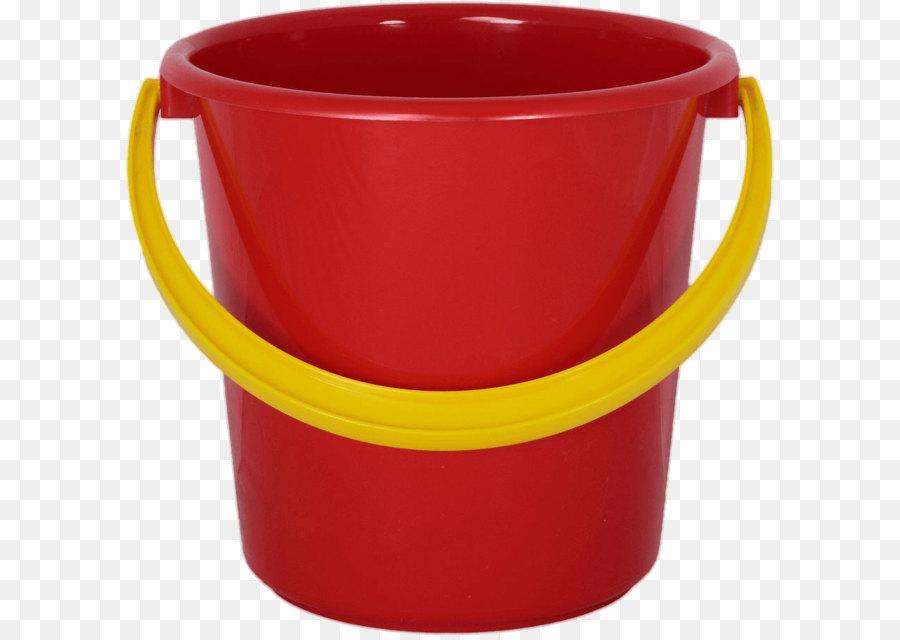 Clip art plastic red. Bucket clipart mug