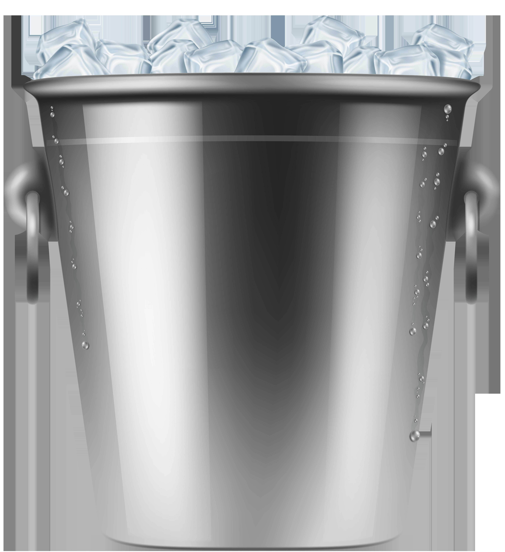 Ice png clip art. Bucket clipart mug