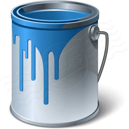 Bucket clipart paint bucket. Clipartmonk free clip art
