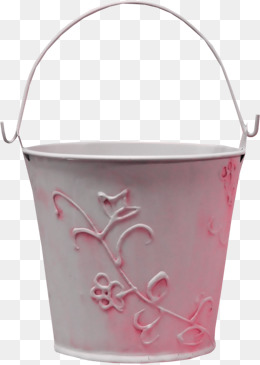 Bucket clipart pink bucket. Png images vectors and