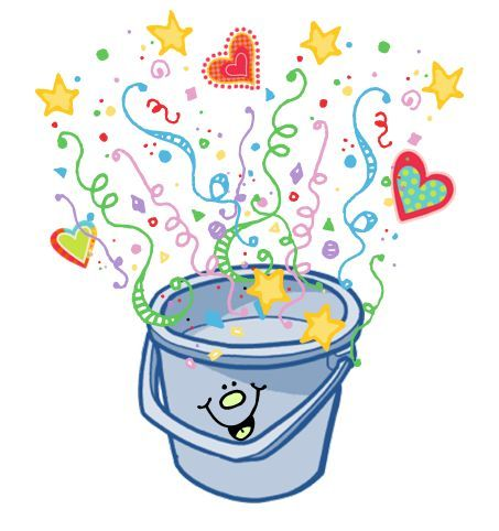 Bucket clipart prize. Make to pick from