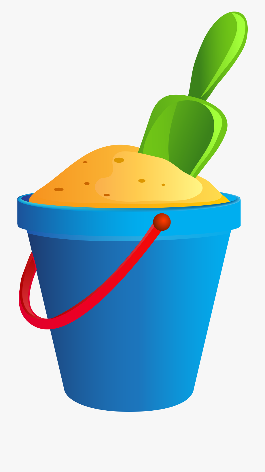 Ostrich pail clip art. Bucket clipart sand bucket
