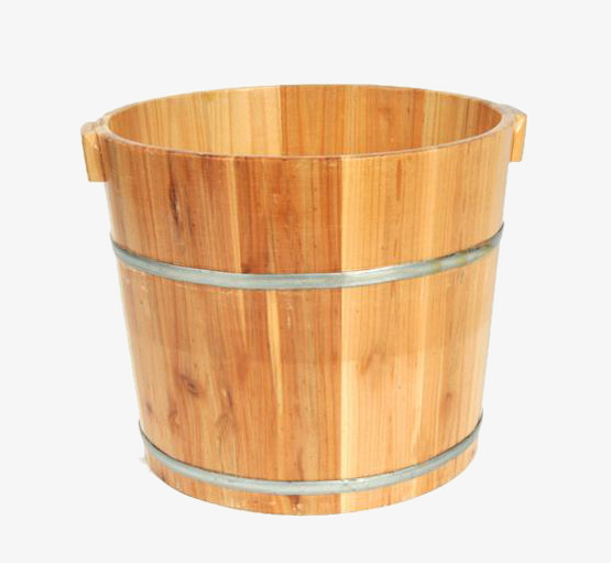 Bucket clipart wooden bucket. Png image and for