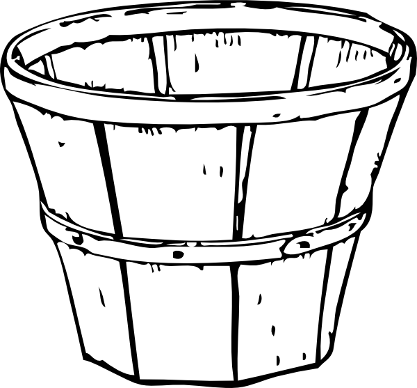 Outline basket